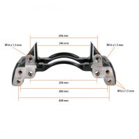 K001529 Knorr Connecto Bus 22.5 Inch Caliper Carrier