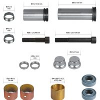 MCK1102 Caliper Guides & Seals Repair Kit
