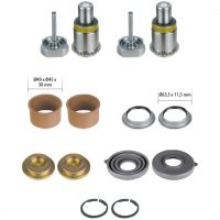MCK1236 Caliper Adjuster Tappet Repair Kit (Left)