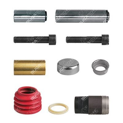 K000472 Caliper Guides & Seals Repair Kit