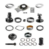 B20021002 Caliper Overhaul Repair Kit (Front - Left)