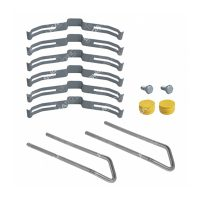 B20031021 Caliper Pad Retainer Repair Kit