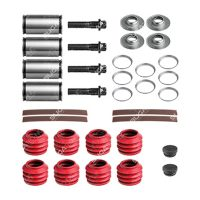 87406 Caliper Guides & Seals Repair Kit