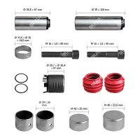3434386100 Caliper Guides & Seals Repair Kit