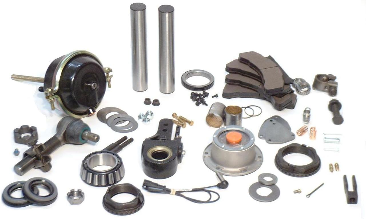 truck engine parts photo