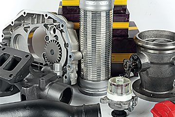 Truck Fuel & Exhaust System Parts