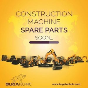 construction machines parts